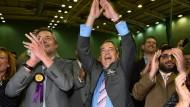 EU-Kritiker führen Cameron vor