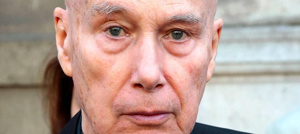 Mittlerweile wurden Ermittlungen gegen den heute 83 Jahre alten Gabriel Matzneff aufgenommen.