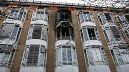 Zwei Tote nach Brand in Berliner Krankenhaus