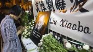 Liu Xiaobos Spuren werden getilgt