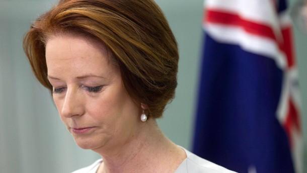 Furchtbarer Tag für Australien