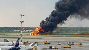 Wie das Flugzeugunglück die Krise der russischen Luftfahrt offenlegt