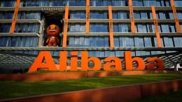 Amazon-Rivale Alibaba steigert Umsatz um 50 Prozent