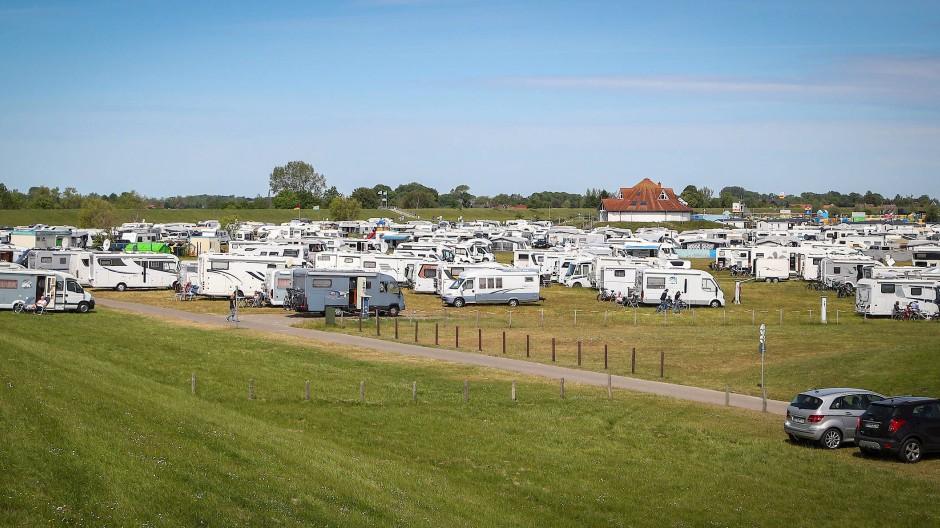 Campingurlaub boomt zu Coronazeiten