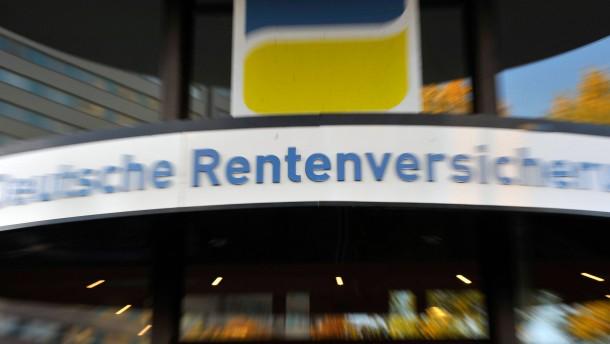 Rentenpolster weckt Begehrlichkeiten