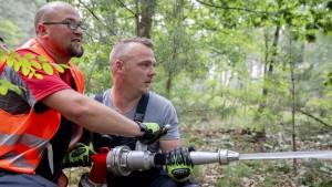 Katastrophenfall in Brandenburg ausgerufen
