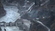 Eine seismische Chronik zeigt, was sich Anfang dieses Jahres im indischen Himalaja abspielte