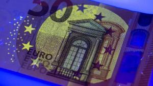 Die Bundesbank baut auf die Smaragd-Zahl