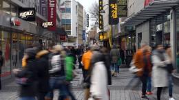 Einzelhandelsumsatz steigt stärker als erwartet