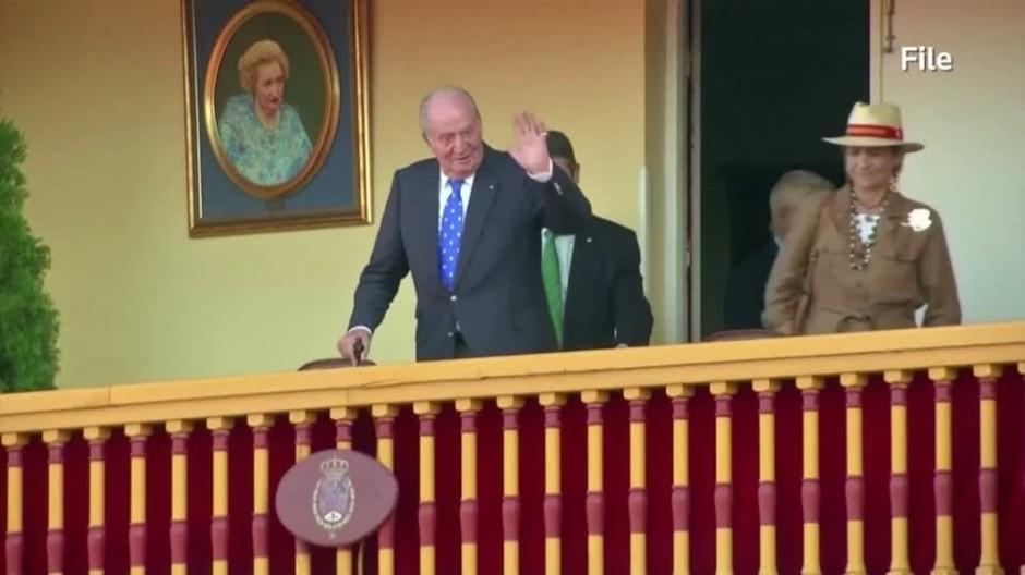 Rätsel um Aufenthaltsort von Spaniens Ex-König gelöst