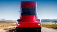 Teslas aerodynamischer Brummer