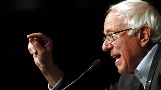 Bernie Sanders kündigt Kandidatur an