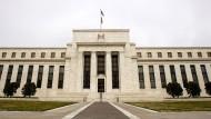 """""""De-facto-Weltzentralbank"""": In Zeiten der Krise ist die Federal Reserve in Washington am Zug."""