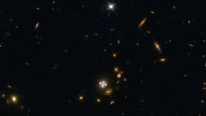Neue Physik im Universum?