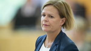 Faeser kandidiert für Vorsitz der Hessen-SPD