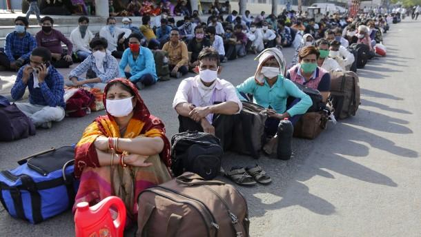 Indiens Hilfspaket droht zu verpuffen