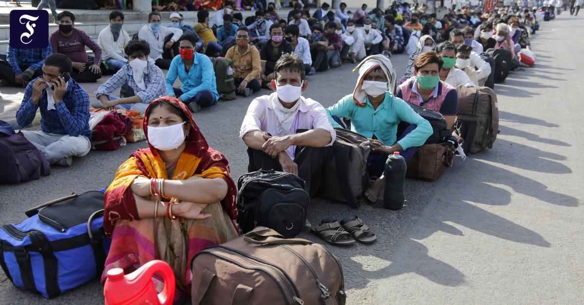 Corona-Krise: Indiens Hilfspaket droht zu verpuffen