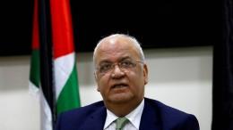 Stimme der moderaten Palästinenser