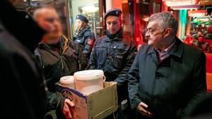 14 Festnahmen bei großer Razzia im Ruhrgebiet