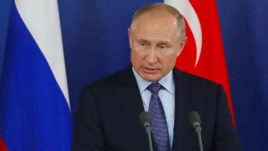 Warum schenken wir Putin so viel Aufmerksamkeit?