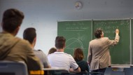 Grün-schwarzer Schulkonsens stößt auf Kritik