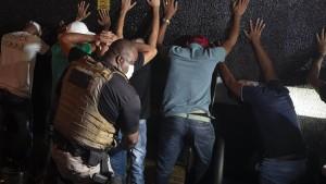 Taskforce in Sao Paulo gegen illegale Corona-Partys