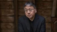 Der japanische Autor und Literaturnobelpreisträger  Kazuo Ishiguro