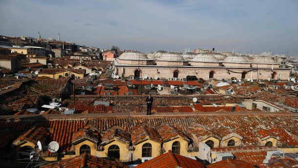 Jubiläumsfeier am Bosporus