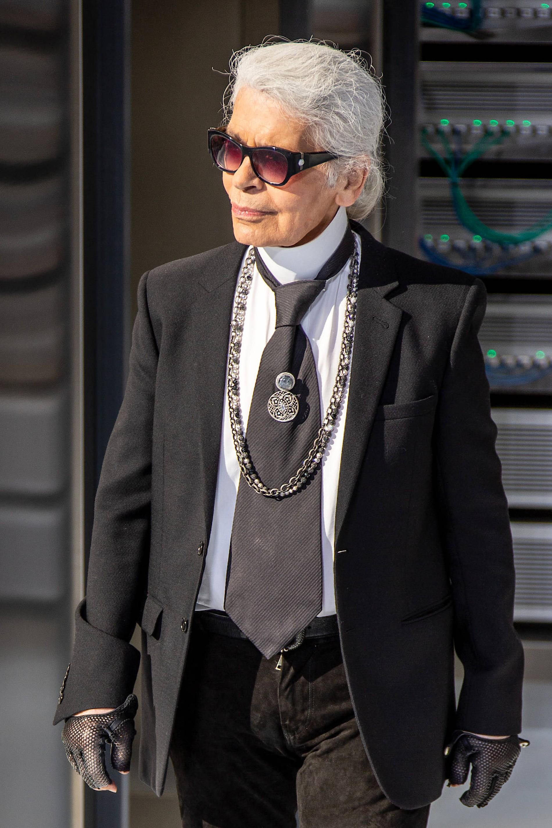 Karl Lagerfeld Die Besten Zitate Des Verstorbenen Modeschöpfer