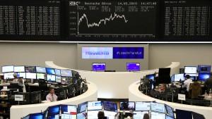 Sanftere Zollrhetorik lässt Anleger aufatmen