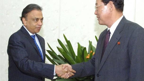 Mittal-Bruder mit 2,5 Milliarden Pfund Schulden pleite