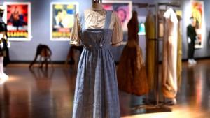 """""""Zauberer von Oz""""-Kleid versteigert"""