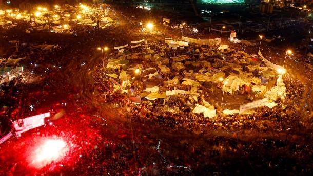 """""""Wir sind immer noch eine Massenbewegung"""""""