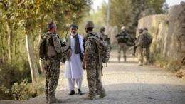 Großteil der Ortskräfte aus Afghanistan will nach Deutschland
