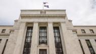 Der Sitz der amerikanischen Notenbank in Washington D.C.