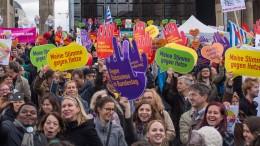 Die Anti-AfD-Demo, die keine sein will