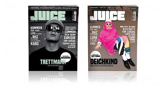 """Abschied von """"Juice"""""""