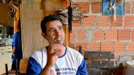 """Cléber Dias, Lehrer """"Es geht um die kommenden Generationen."""""""