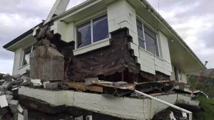 Heftiges Nachbeben erschüttert Neuseeland