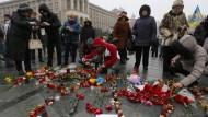 Internationale Vermittler fordern neue Friedensgespräche