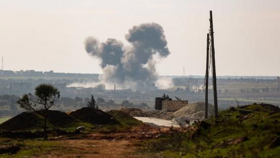 Türkische Soldaten durch syrische Armee getötet
