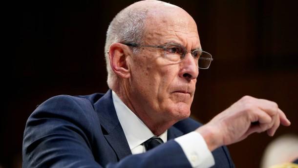 Amerikanischer Geheimdienstkoordinator räumt den Posten