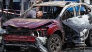 Ukrainischer Journalist stirbt durch Autobombe