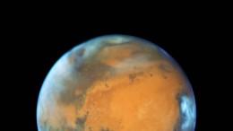 Der Traum vom Mars