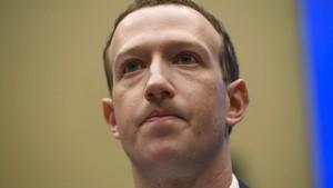 Europaparlament besteht auf Zuckerberg-Anhörung