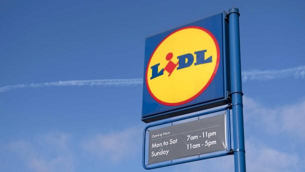 Aldi und Lidl breiten sich in Großbritannien aus