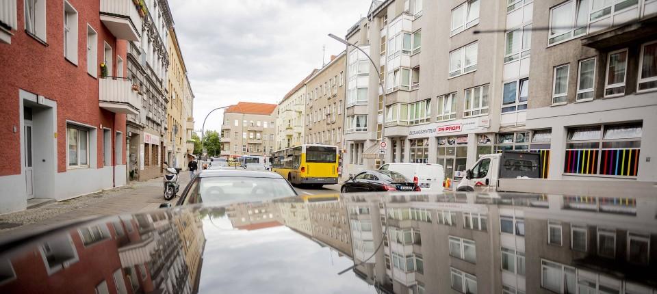 Randale In Berlin