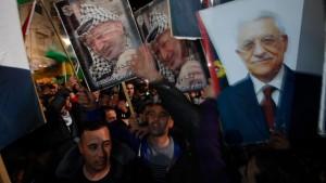 Neuer Schwung für die Palästinenser