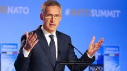 Nato wird Ausgaben für Verteidigung steigern