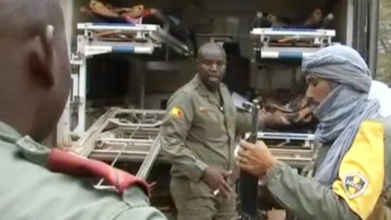 Blutiger Anschlag auf Militärbasis